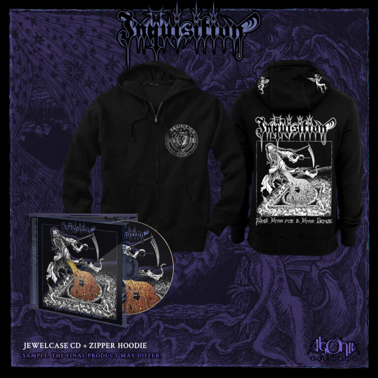 Michał Kaczkowski - Inquisition_vis_Jewelcase-CD-and-hoodie