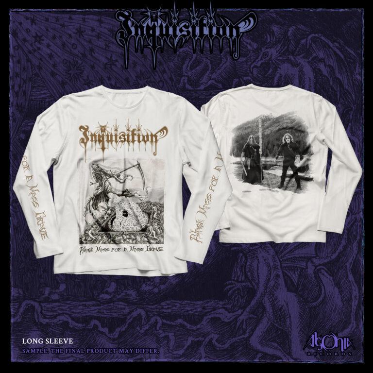 Michał Kaczkowski - Inquisition_vis_Longsleeve